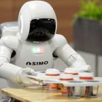 ロボットに仕事を奪われる