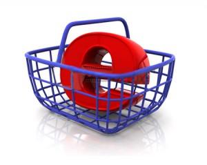 ネットショッピング・通販 業界シェア EC比較2