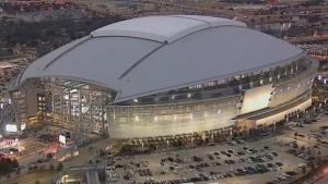 AT&Tスタジアム(旧カウボーイズ・スタジアム)